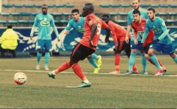 Majeed Waris scores to earn FC Lorient victory over FC Tours