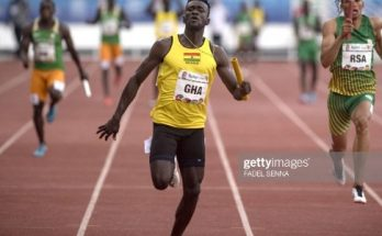 Joseph Amoah offers explanation for 100m failure at Doha 2019