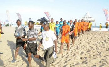 Greater Accra Beach Soccer clubs hold policy meeting