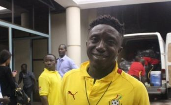 Accra Great Olympics announce Godfred Saka signing