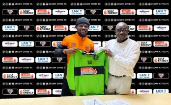 Legon Cities FC anoounce the signing of Fatau Dauda