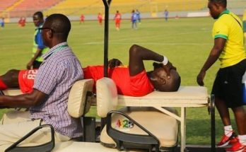 Asante Kotoko stirker Naby Keita ruled out of WAFA game