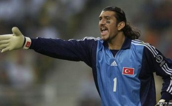 Turkey's former goalkeeper Rustu Recber in hospital with coronavirus