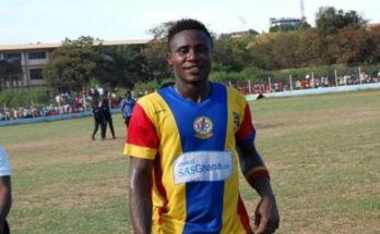 Accra Hearts of Oak signs Nuru Sulley