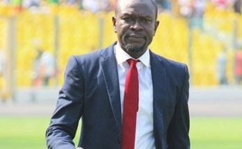 New coach of the Black Stars, CK Akonnor will pocket $50,000 as signing on fee